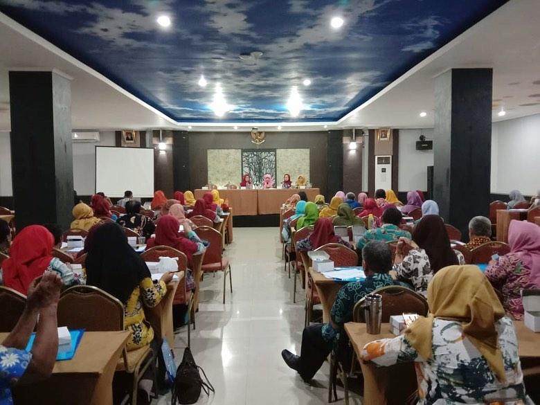 Pertemuan Uji Publik dan Sosialisasi Rencana Aksi Daerah penanggulangan penyakit TBC di Kabupaten Banjarnegara Tahun 2019
