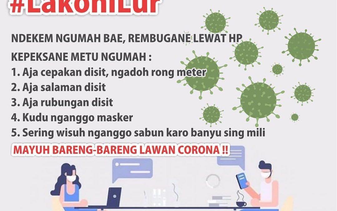 Protokol Kesehatan Pencegahan Covid-19 Kabupaten Banjarnegara
