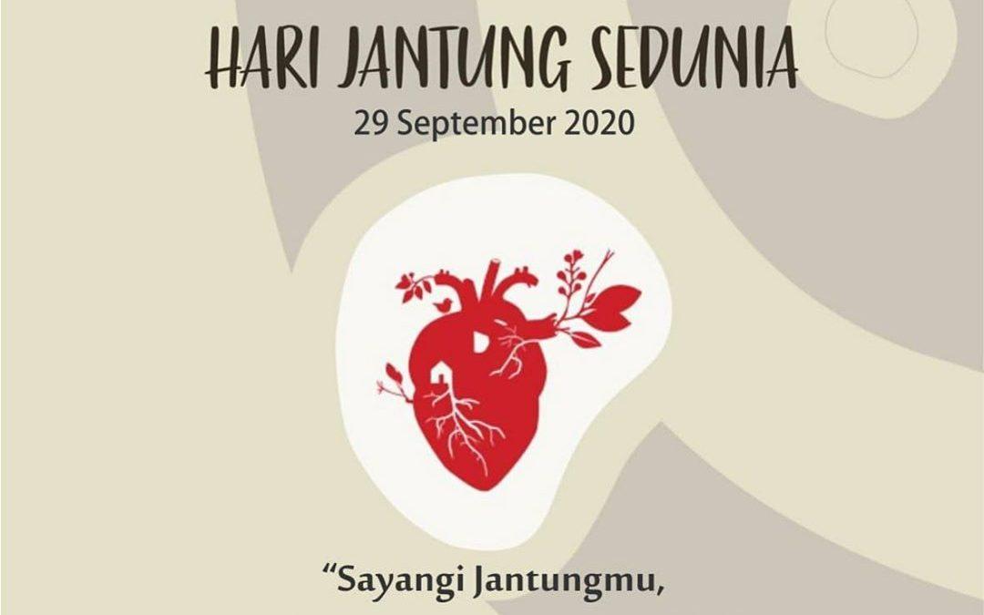 Hari Jantung Sedunia 29 September 2020