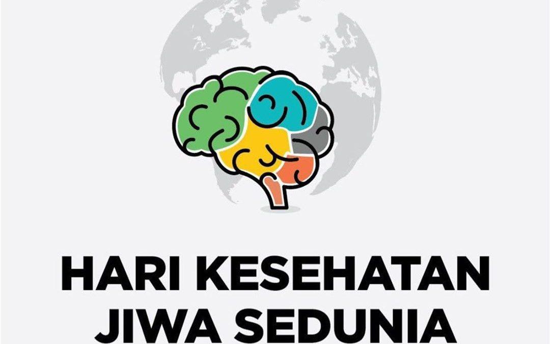 Hari Kesehatan Jiwa Sedunia 10 Oktober 2020