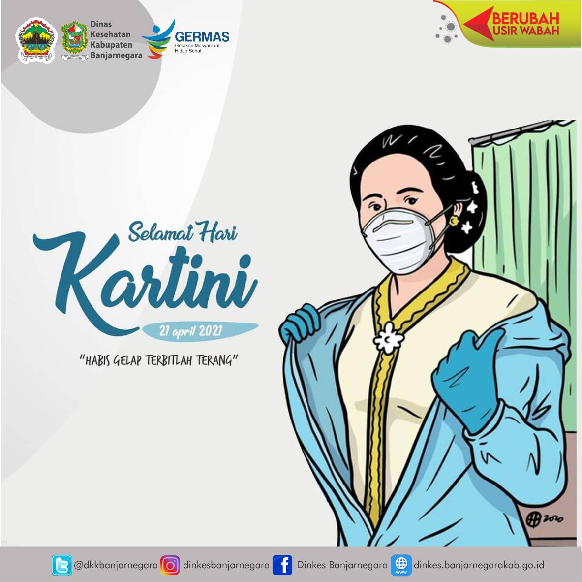 Hari Kartini || 21 April 2021