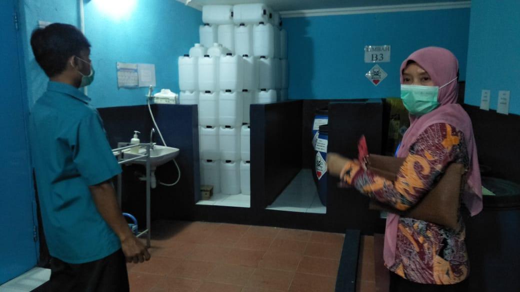 PEMBINAAN DAN PENGAWASAN FASILITAS KESEHATAN RUJUKAN TINGKAT LANJUTAN (FKRTL) DI RS EMANUEL BANJARNEGARA TAHUN 2021